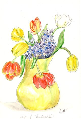 Gift of Friendship Floral